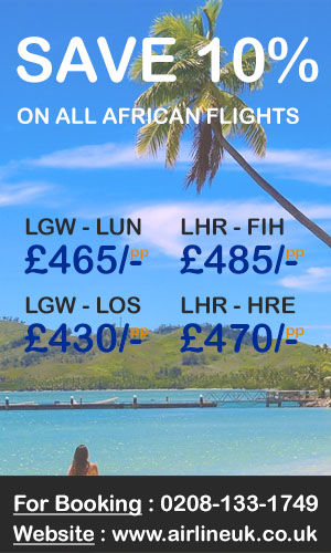 cheap flights to free town, Airlineuk Special Offers