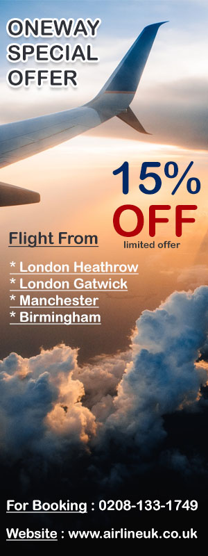 oneway-special-offer, Airlineuk Special Offers